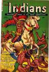 Cover for Indians (Fiction House, 1950 series) #16