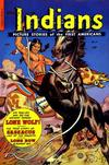 Cover for Indians (Fiction House, 1950 series) #17