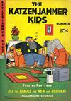 Cover for The Katzenjammer Kids (David McKay, 1947 series) #1