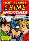 Cover for Fight against Crime (Story Comics, 1951 series) #8