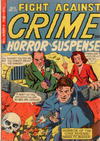 Cover for Fight against Crime (Story Comics, 1951 series) #10