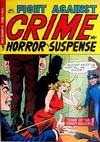 Cover for Fight against Crime (Story Comics, 1951 series) #11