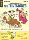 Cover for The Flintstones (Western, 1962 series) #16