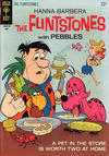 Cover for The Flintstones (Western, 1962 series) #40