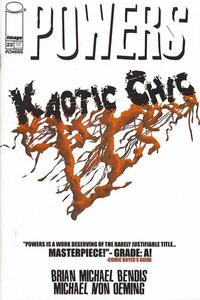 Cover Thumbnail for Powers (Image, 2000 series) #22