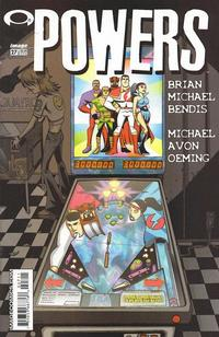 Cover for Powers (Image, 2000 series) #27