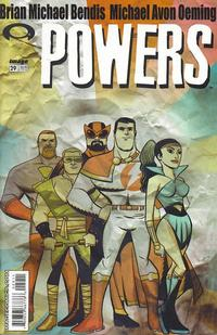 Cover Thumbnail for Powers (Image, 2000 series) #29