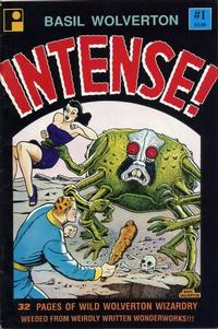 Cover Thumbnail for Intense! (Pure Imagination, 1993 series) #1