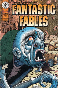 Cover Thumbnail for Basil Wolverton's Fantastic Fables (Dark Horse, 1993 series) #1