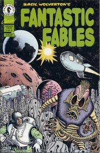 Cover Thumbnail for Basil Wolverton's Fantastic Fables (Dark Horse, 1993 series) #2