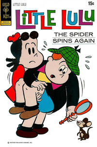 Cover Thumbnail for Little Lulu (Western, 1972 series) #207 [15-Cent Variant]