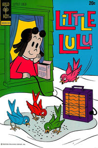 Cover Thumbnail for Little Lulu (Western, 1972 series) #211