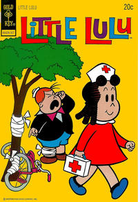 Cover for Little Lulu (Western, 1972 series) #212 [Gold Key]