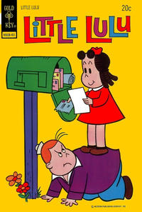 Cover Thumbnail for Little Lulu (Western, 1972 series) #216