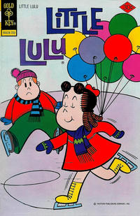 Cover Thumbnail for Little Lulu (Western, 1972 series) #237 [Gold Key]
