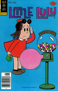 Cover Thumbnail for Little Lulu (Western, 1972 series) #239 [Gold Key]