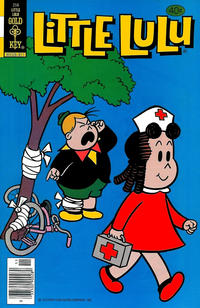 Cover Thumbnail for Little Lulu (Western, 1972 series) #256 [Gold Key]