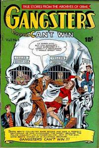 Cover Thumbnail for Gangsters Can't Win (D.S. Publishing, 1948 series) #v1#2