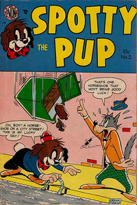 Cover Thumbnail for Spotty the Pup (Avon, 1953 series) #2