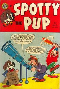 Cover Thumbnail for Spotty the Pup (Avon, 1953 series) #3