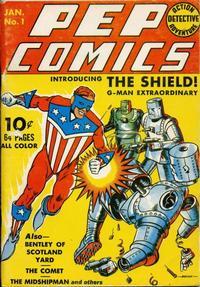 Cover Thumbnail for Flashback (DynaPubs Enterprises, 1973 series) #7
