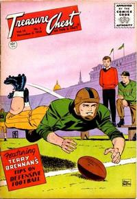Cover Thumbnail for Treasure Chest of Fun and Fact (George A. Pflaum, 1946 series) #v14#5 [251]