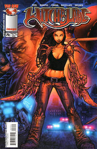 Cover Thumbnail for Witchblade (Image, 1995 series) #75 [Manapul Sara Cover]