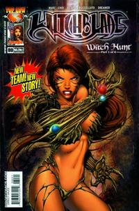 Cover Thumbnail for Witchblade (Image, 1995 series) #80 [Choi Cover]
