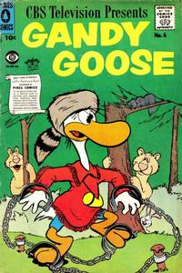 Cover Thumbnail for Gandy Goose (Pines, 1956 series) #6