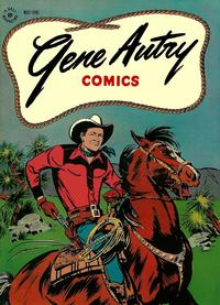 Cover Thumbnail for Gene Autry Comics (Dell, 1946 series) #1