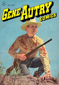 Cover Thumbnail for Gene Autry Comics (Dell, 1946 series) #3
