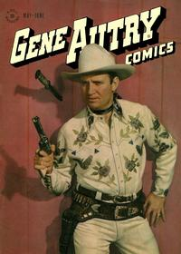 Cover Thumbnail for Gene Autry Comics (Dell, 1946 series) #7
