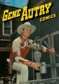 Cover Thumbnail for Gene Autry Comics (Dell, 1946 series) #13