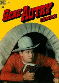 Cover Thumbnail for Gene Autry Comics (Dell, 1946 series) #14