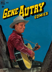 Cover Thumbnail for Gene Autry Comics (Dell, 1946 series) #15