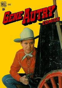 Cover Thumbnail for Gene Autry Comics (Dell, 1946 series) #16