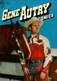 Cover Thumbnail for Gene Autry Comics (Dell, 1946 series) #27