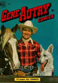 Cover Thumbnail for Gene Autry Comics (Dell, 1946 series) #39