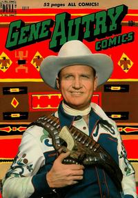 Cover Thumbnail for Gene Autry Comics (Dell, 1946 series) #41