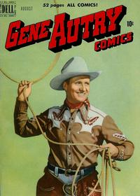 Cover Thumbnail for Gene Autry Comics (Dell, 1946 series) #42