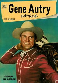 Cover Thumbnail for Gene Autry Comics (Dell, 1946 series) #46