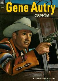 Cover Thumbnail for Gene Autry Comics (Dell, 1946 series) #68