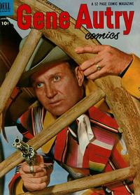 Cover Thumbnail for Gene Autry Comics (Dell, 1946 series) #71