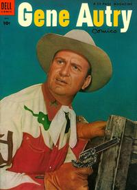 Cover Thumbnail for Gene Autry Comics (Dell, 1946 series) #87