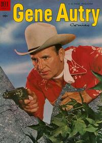 Cover for Gene Autry Comics (Dell, 1946 series) #88