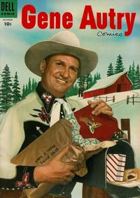 Cover Thumbnail for Gene Autry Comics (Dell, 1946 series) #94