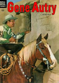 Cover Thumbnail for Gene Autry Comics (Dell, 1946 series) #97