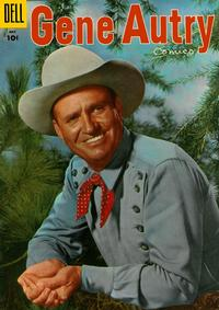 Cover Thumbnail for Gene Autry Comics (Dell, 1946 series) #99