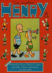 Cover Thumbnail for Henry (Dell, 1948 series) #1