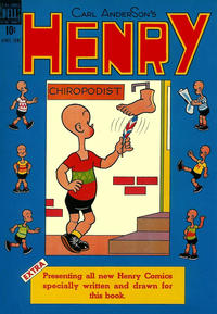 Cover Thumbnail for Henry (Dell, 1948 series) #2
